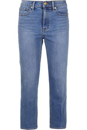 Tory Burch Women Jeans - WOMEN'S 60118409 COTTON JEANS