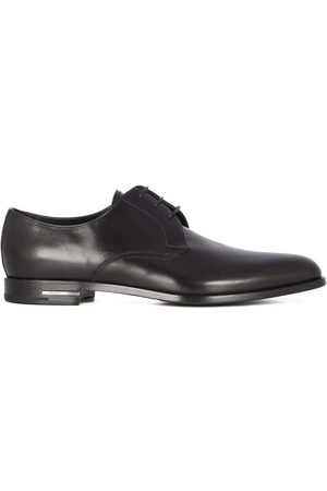 Prada MEN'S 2EB1133F33F0002 LEATHER LACE-UP SHOES