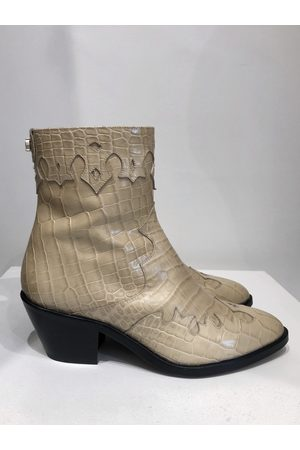 Maison Auguste Women Cowboy & Biker Boots - COWBOY BOOTS OFF AUGUSTE