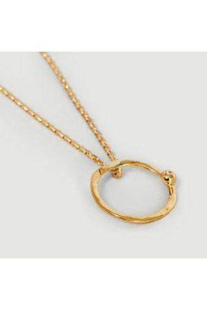 Monsieur Women Necklaces - Henrietta And Diamond Necklace