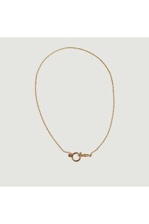 Bonanza Paris Serena necklace Plaqué Or