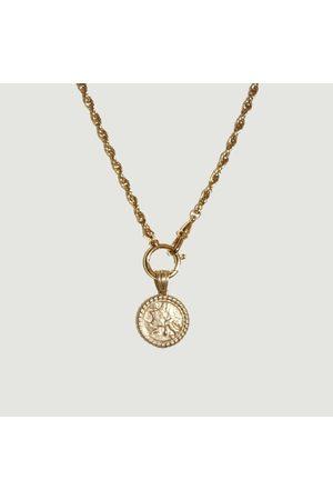 Bonanza Paris Women Necklaces - Silea Necklace Doré