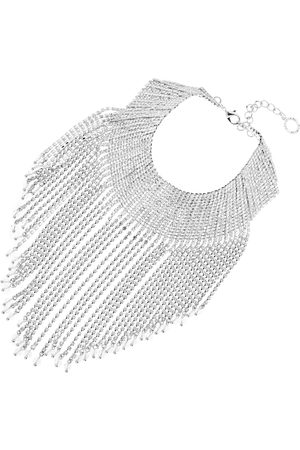 Ottaviani Women Necklaces - Choker necklace with crystals