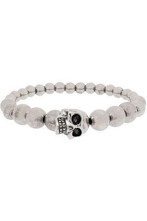 Alexander McQueen Men Bracelets - MEN'S 554504J160Y0446 METAL BRACELET