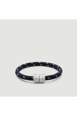 MIANSAI Casing Bracelet Navy Steel