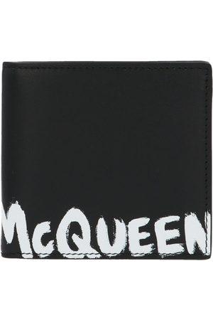 Alexander McQueen Men Wallets - MEN'S 6021371NT6B1070 LEATHER WALLET