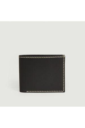 L'Exception Paris Men Wallets - Vegetable Tanned Leather Wallet