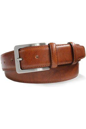 Robert Charles Men Belts - 1135 Leather Belt in Tan
