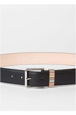 Paul Smith Keeper Stripe Detail Belt