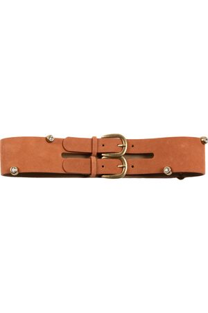 Pinko Belts Leather Brown