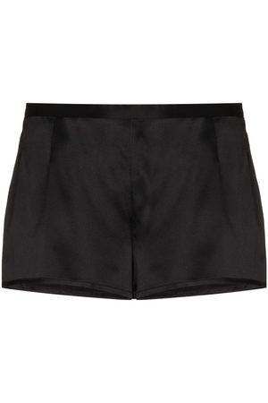 La Perla Women Shorts - Elasticated pull-on shorts