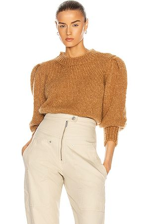 Isabel Marant Emma Sweater in Neutral