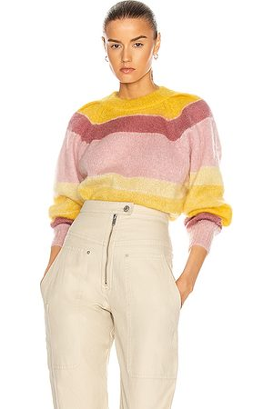 Isabel Marant Daniel Sweater in , ,Stripes