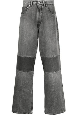 OUR LEGACY Wash high-waisted jeans