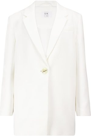 SIR Women Blazers - Jacque cotton-blend blazer
