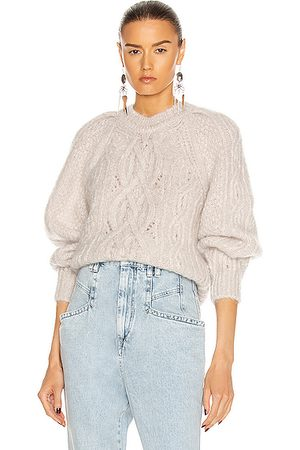 Isabel Marant Esmee Sweater in ,Neutral