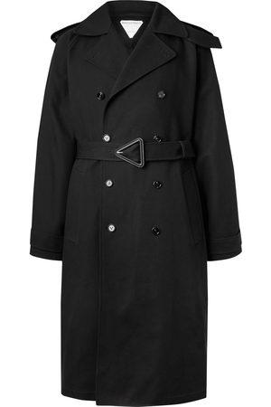 Bottega Veneta Cotton-Canvas Trench Coat