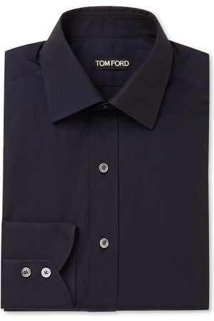 Tom Ford Men Business - Slim-Fit Cotton Shirt