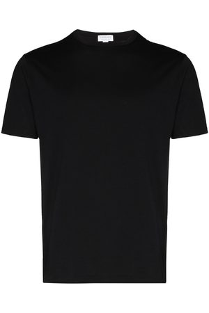 Sunspel Men Short Sleeve - Classic short-sleeve T-shirt
