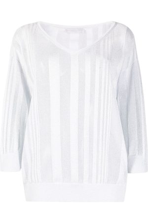 Fabiana Filippi Semi-sheer jumper