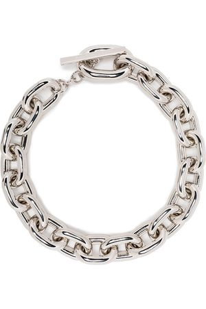 Paco rabanne Chunky chain-link necklace