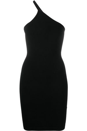 Dsquared2 Asymmetric strap mini dress