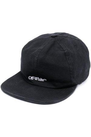 OFF-WHITE BOOKISH OW BASEBALL CAP WHITE