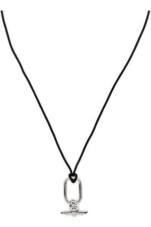 CAPSULE ELEVEN Cartouche pendant necklace