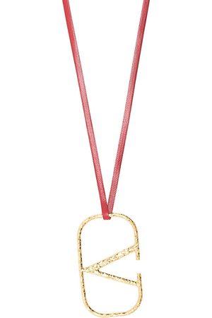 VALENTINO GARAVANI VLOGO pendant necklace