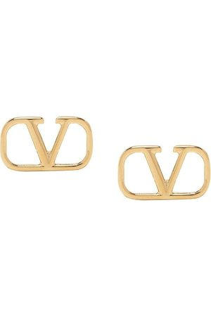VALENTINO GARAVANI VLOGO stud earrings