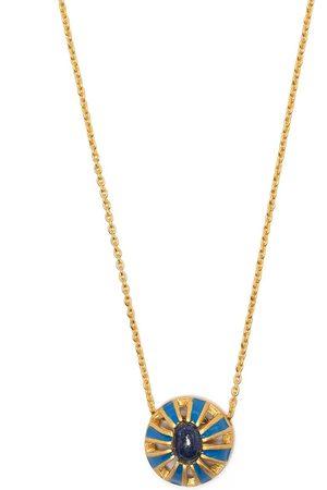 AKANSHA SETHI Lapis Lazuli necklace