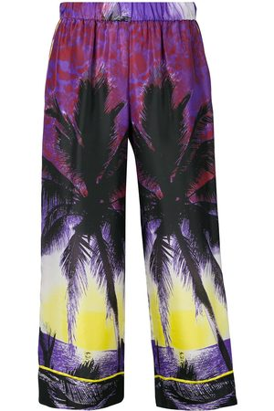 P.a.r.o.s.h. Printed trousers