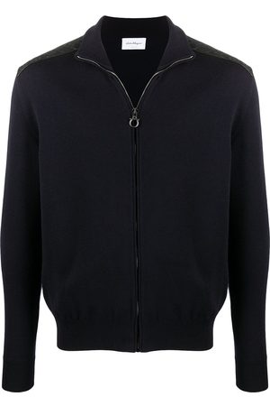 Salvatore Ferragamo Zip-up fleece