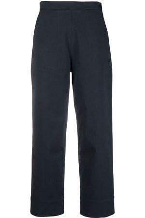 ODEEH High-waist culottes