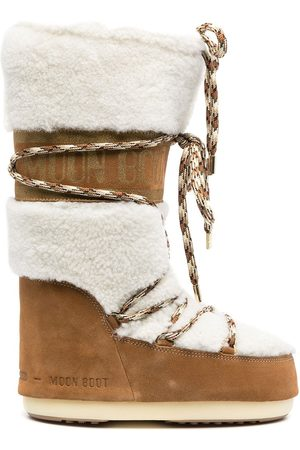 Moon Boot Icon shearling snow boots