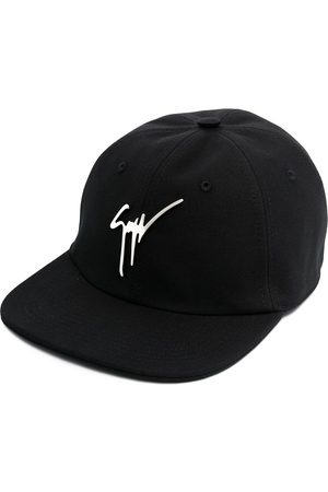 Giuseppe Zanotti Cohen signature logo baseball cap
