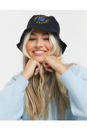 ASOS Women Hats - Canvas bucket hat with together logo