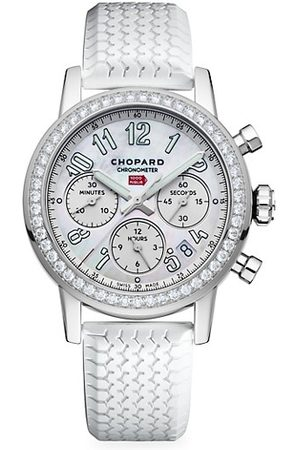 Chopard Mille Miglia Stainless Steel & Diamond Chronograph Watch