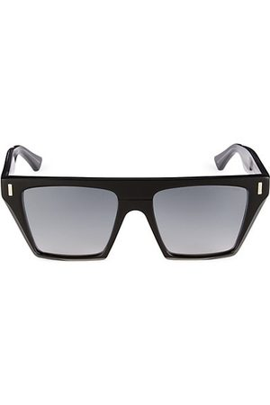 Cutler and Gross 54MM Trapezoid Sunglasses