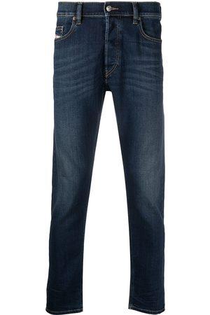 Diesel Super skinny-cut dark wash jeans