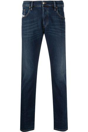 Diesel Slim-cut dark wash jeans