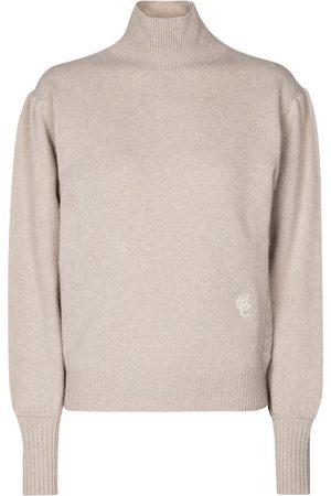 Chloé Wool-blend turtleneck sweater