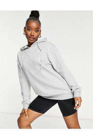 Missguided Basics oversized hoodie in