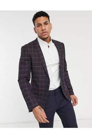 River Island Suit jacket in check