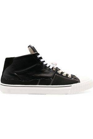 Maison Margiela X Converse high-top sneakers