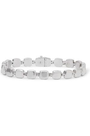 TOM WOOD Men Bracelets - Cushion Sterling Bracelet