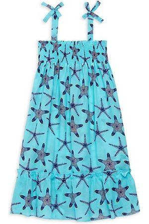 Vilebrequin Little Girl's & Girl's Gloss Starfish Dress