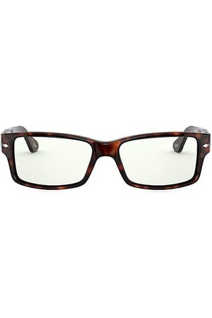 Persol 58MM Rectangular Optical Glasses