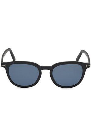 Tom Ford 54MM Plastic Round Sunglasses