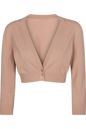 Alaïa Women Cardigans - Cropped cardigan